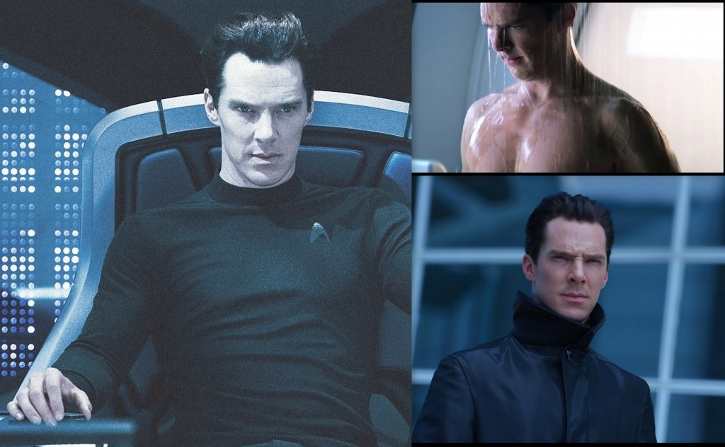 Benedit Cumberbath, El sentimental perverso de Star Trek