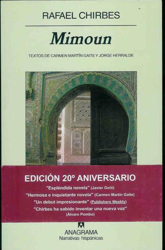 Mimoun de Rafael Chirbes